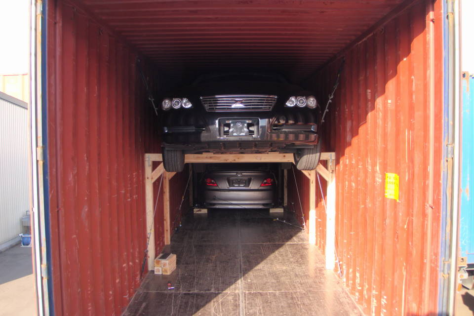 container loading - Linkage International