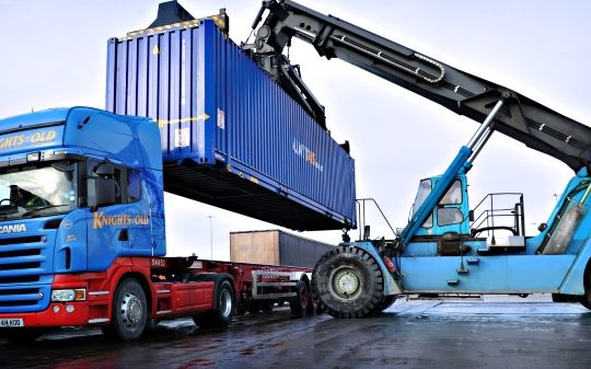 road-freight-service